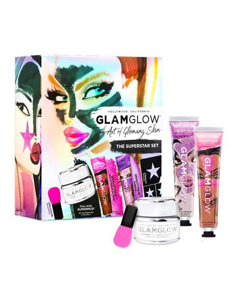 The Art of Glowing Skin - Superstar Set ($130 Value)