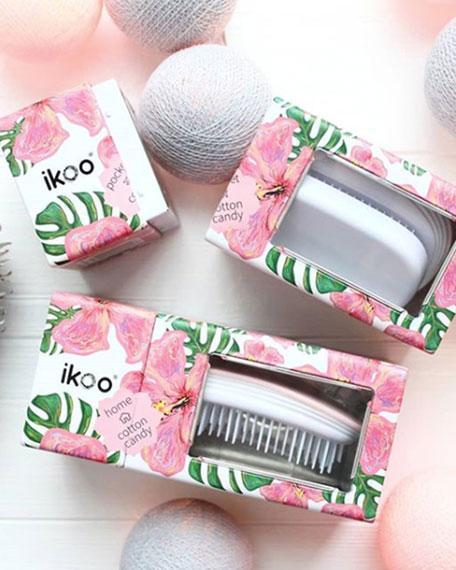 ikoo ikoo Pocket Hairbrush