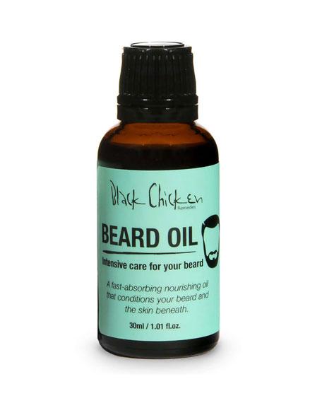 Black Chicken Remedies Beard Oil, 1.0 oz./ 30 mL