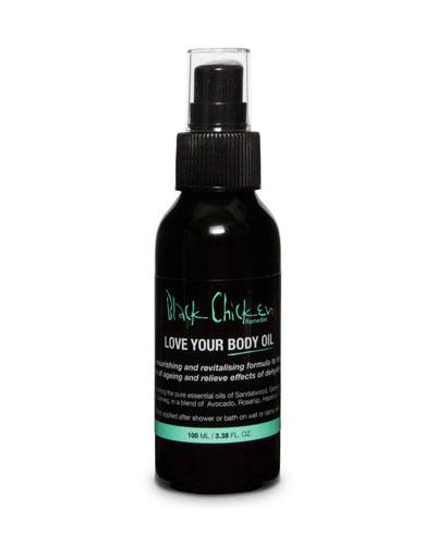 Love Your Body Oil  0.5 oz./ 15 mL