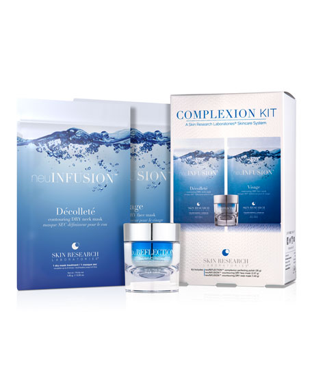 Image 1 of 6: NeuLash by Skin Research Laboratories Complexion Kit