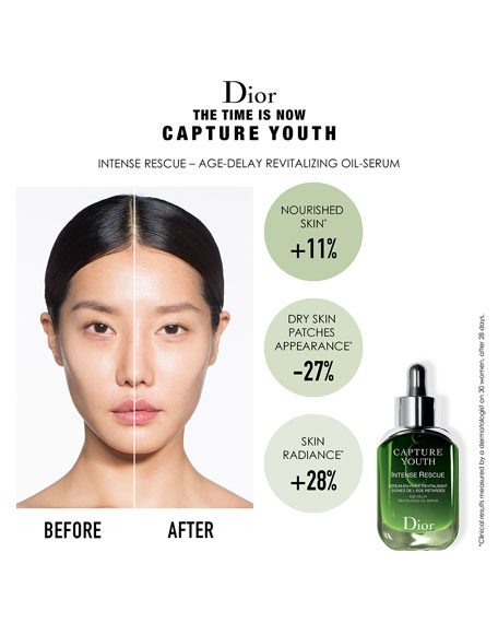Dior Capture Youth Intense Rescue Oil Serum 30ML