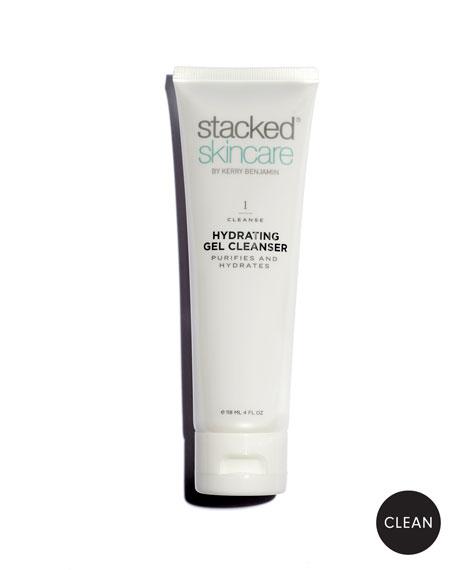 StackedSkincare Hydrating Gel Cleanser, 4.0 oz./ 118 mL