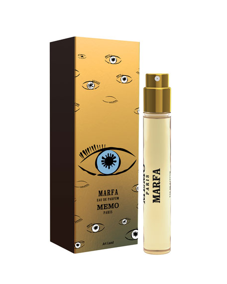 Memo Paris Marfa Travel Spray Refill, 0.3 oz./ 10 mL