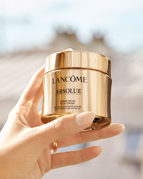 Lancome Absolue Revitalizing & Brightening Rich Cream Refill, 2.0 oz./ 60 mL