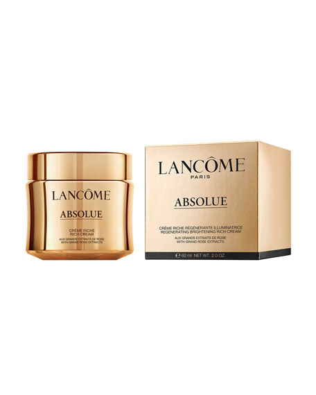 Image 5 of 6: Lancome 2 oz. Absolue Revitalizing & Brightening Rich Cream