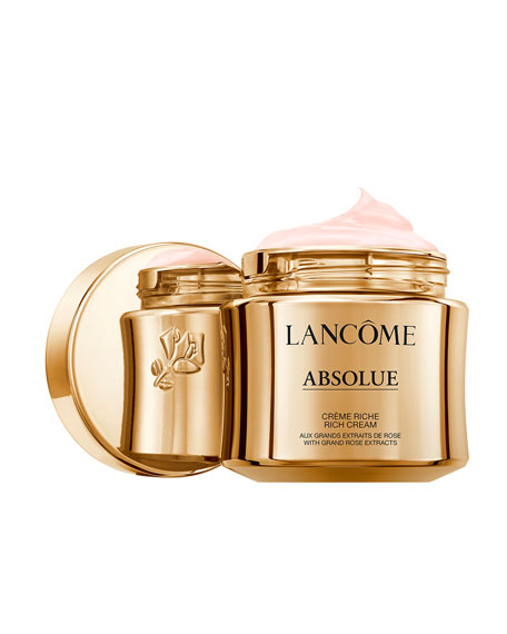 Image 1 of 6: Lancome 2 oz. Absolue Revitalizing & Brightening Rich Cream