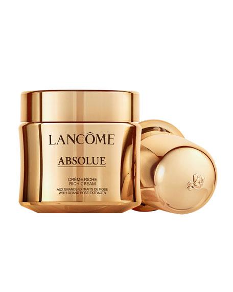 Lancome Absolue Revitalizing & Brightening Rich Cream, 2.0 oz./ 60 mL
