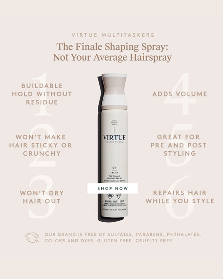 Virtue The Finale Shaping Spray, 7.0 oz./ 198 g