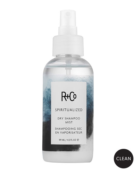 R+Co SPIRITUALIZED Dry Shampoo Mist, 4.2 oz./ 119 mL
