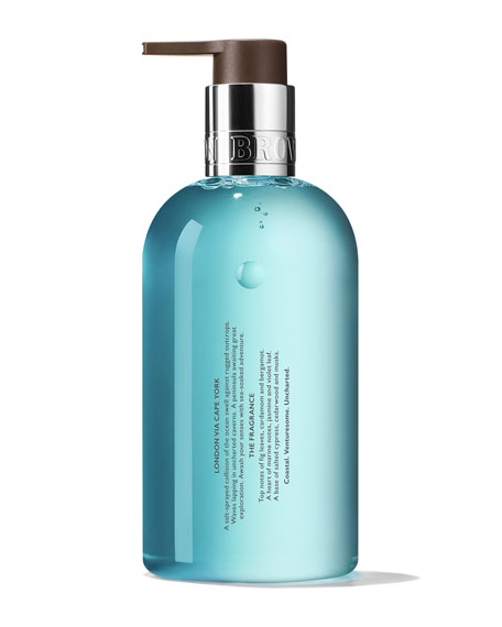 Molton Brown Coastal Cypress & Sea Fennel Fine Liquid Hand Wash, 10 oz./ 300 mL