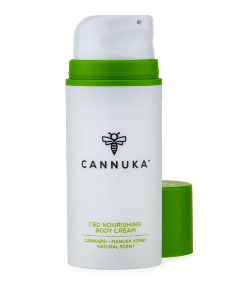 Cannuka CBD Nourishing Body Cream, 3.2 oz./ 96 mL