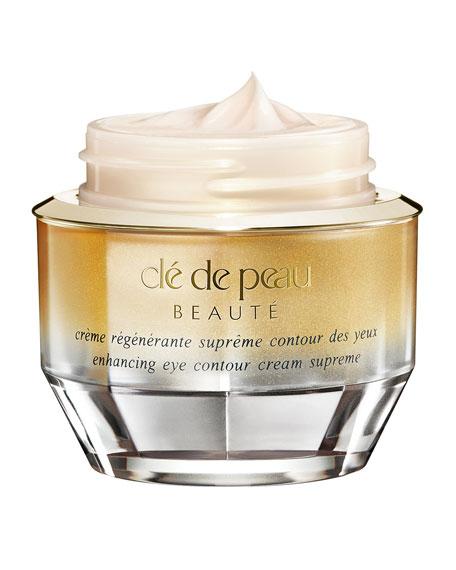 Cle de Peau Beaute Enhancing Eye Contour Cream Supreme, 15 mL/ 0.5 oz.