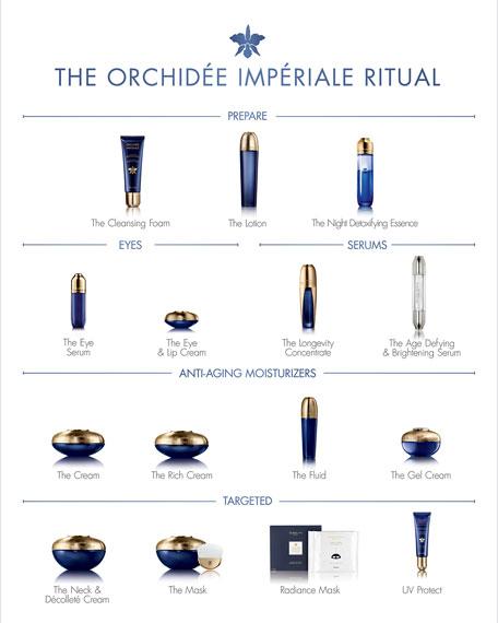 Guerlain Orchidee Imperiale 2019 Neck & Decollete Cream, 2.5 oz./ 75 mL