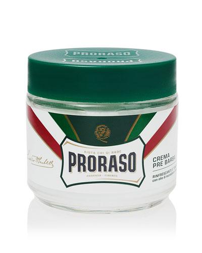 Pre-Shave Cream Refreshing and Toning Formula  3.6 oz./ 100 mL