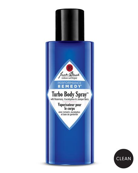 Jack Black Turbo Body Spray, 3.4 oz./ 100 mL