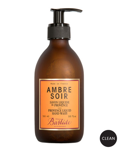 Ambre Soir Provence Liquid Hand Wash  10 oz./ 300 mL