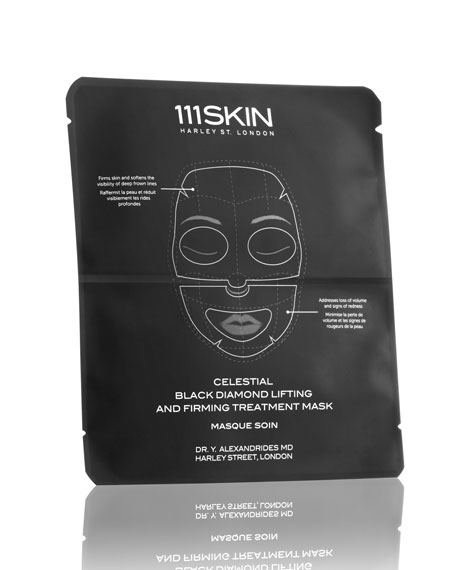 Image 2 of 3: 111SKIN Celestial Black Diamond Lifting and Firming Mask