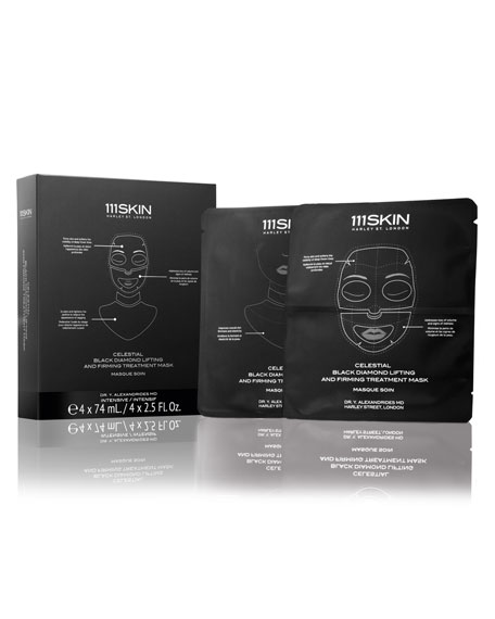 Image 1 of 3: 111SKIN Celestial Black Diamond Lifting and Firming Mask