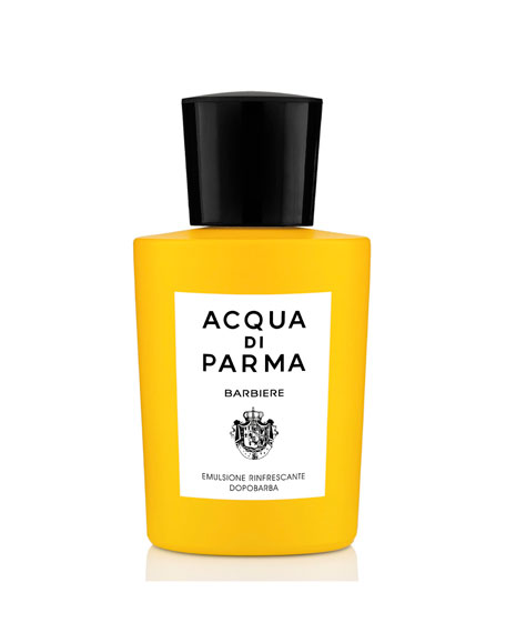 Acqua di Parma Barbiere Refreshing After Shave Emulsion, 3.4 oz./ 100 mL