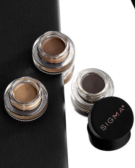 Sigma Beauty Define + Pose Brow Pomade