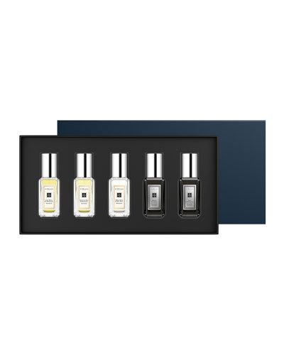 Cologne Collection  5 x 0.3 oz./ 5 mL