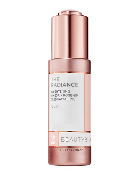 BeautyBio The Radiance Brightening Vitamin E + Rosehip Seed Facial Oil