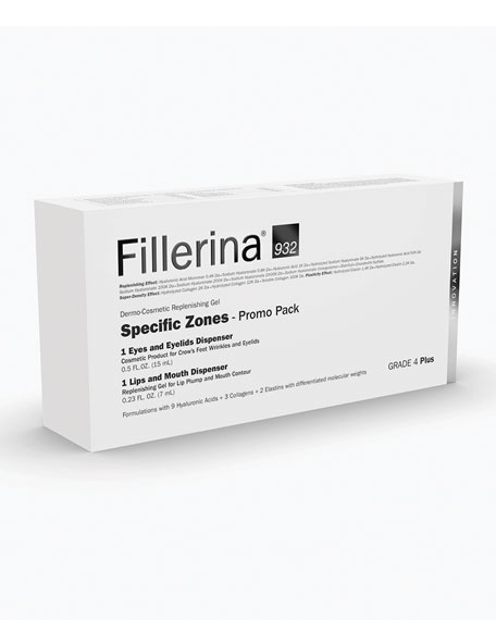Fillerina 932 Specific Zones Promo Pack, Grade 4