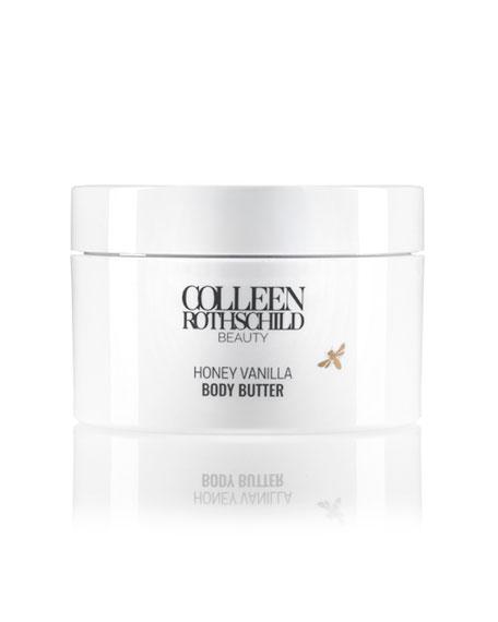 Colleen Rothschild Beauty Body Butter, Honey Vanilla