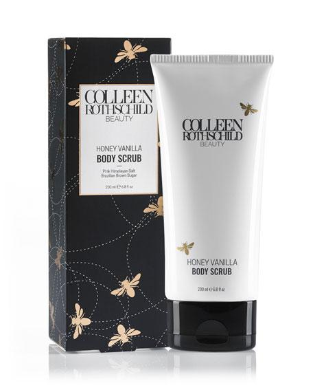 Colleen Rothschild Beauty Body Scrub, Honey Vanilla