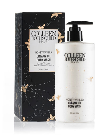 Image 3 of 3: Colleen Rothschild Beauty Creamy Oil Body Wash, Honey Vanilla