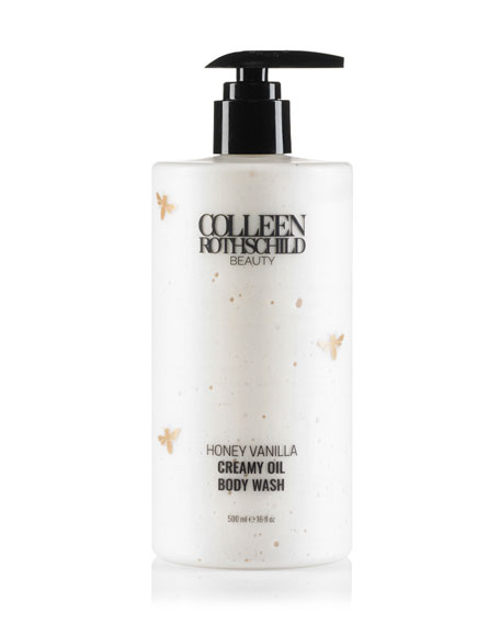 Image 1 of 3: Colleen Rothschild Beauty Creamy Oil Body Wash, Honey Vanilla