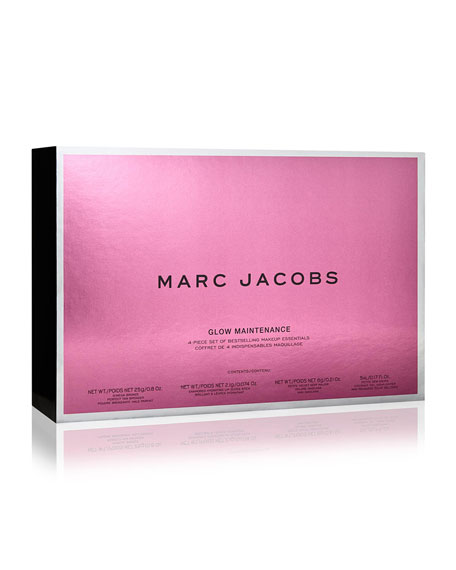 Marc Jacobs Glow Maintenance Set