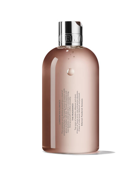 Molton Brown Suede Orris Bath & Shower Gel, 10 oz./ 300 mL
