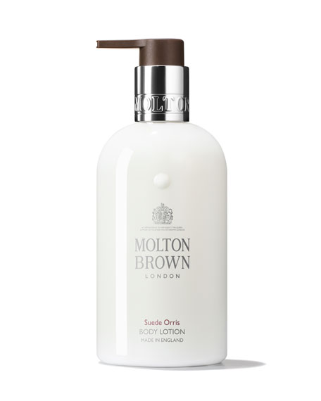 Image 1 of 2: Molton Brown 10 oz. Suede Orris Body Lotion