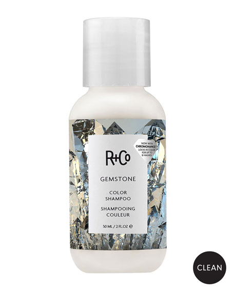 Image 1 of 2: R+Co Gemstone Color Shampoo, Travel Size