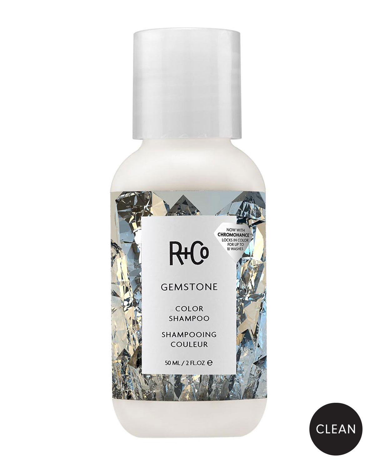 R+Co Gemstone Color Shampoo, Travel Size