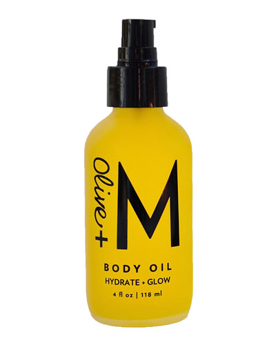 Body Oil  4 oz./ 118 mL