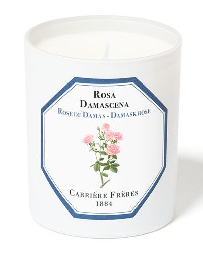 Damask Rose Candle  6.5 oz. / 184 g
