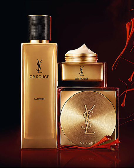 Yves Saint Laurent Beaute Or Rouge Creme Regard