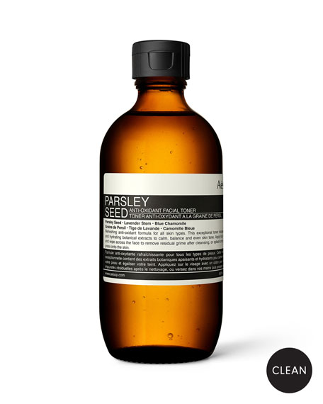 Aesop Parsley Seed Anti-Oxidant Facial Toner, 6.7 oz./ 200 mL
