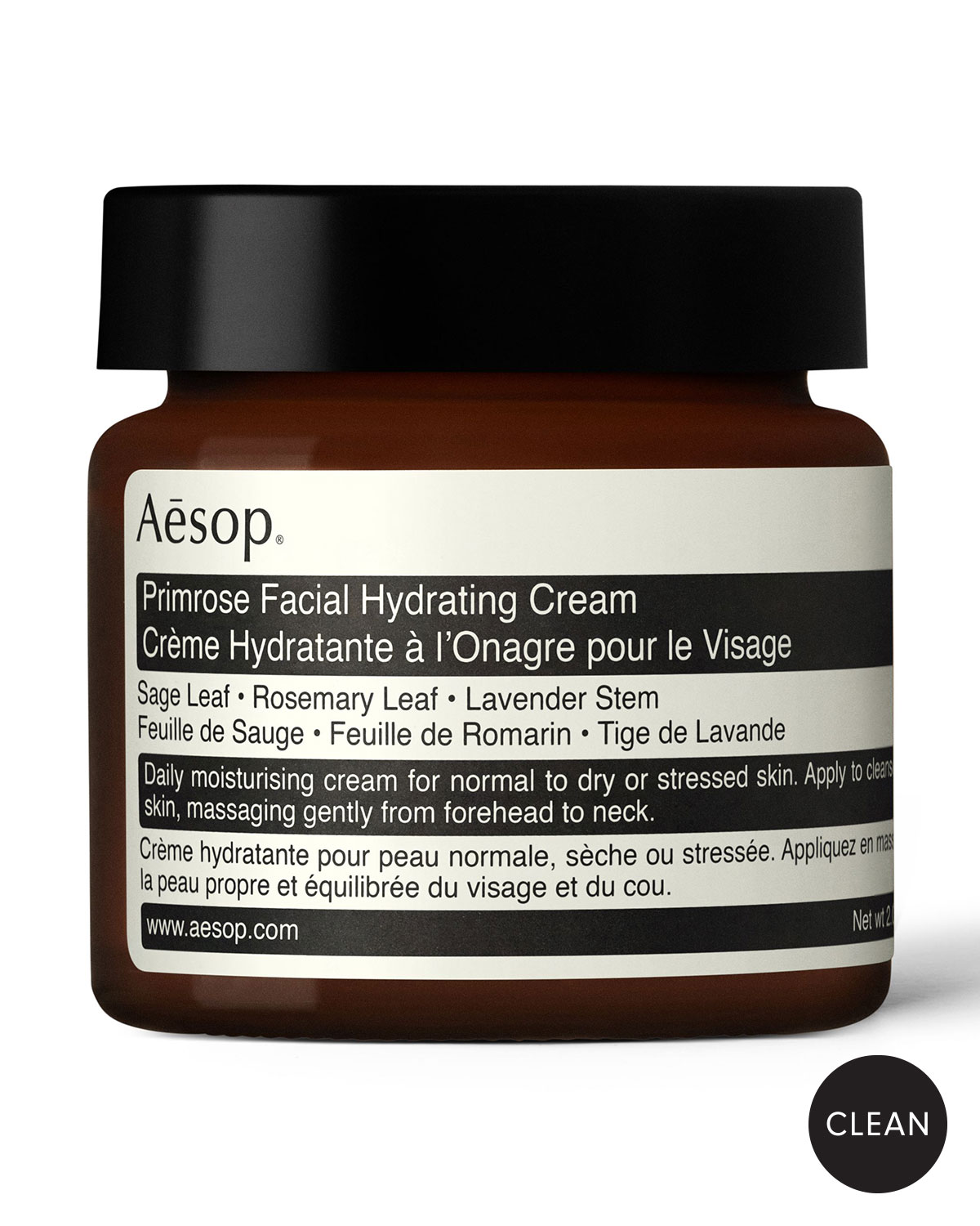 Aesop 2 oz. Primrose Facial Hydrating Cream