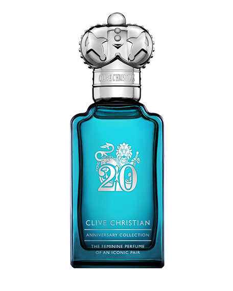 Clive Christian 20th Anniversary Collection Iconic Feminine, 1.6 oz./ 50 mL