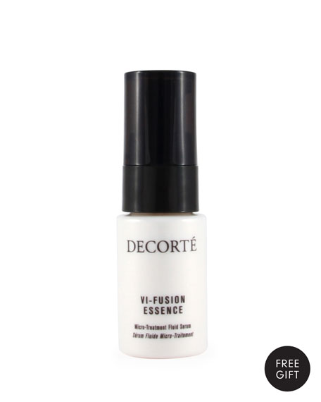 DECORTE Yours with any Decorte Purchase