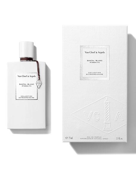 Van Cleef & Arpels Santal Blanc Eau de Parfum, 2.5 oz./ 75 mL