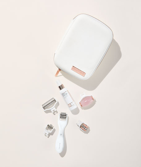 Image 2 of 6: BeautyBio The Complete GLO, GloPRO + Pack N' Glo Microneedling Regeneration Set ($389 Value)