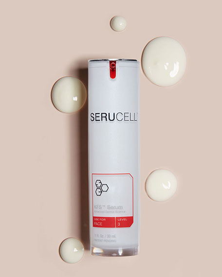 Image 2 of 5: Serucell 1 oz. KFS Cellular Protein Serum