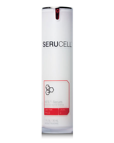 Image 1 of 5: Serucell 1 oz. KFS Cellular Protein Serum
