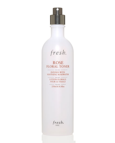 Image 1 of 5: 8.5 oz. Rose Floral Toner