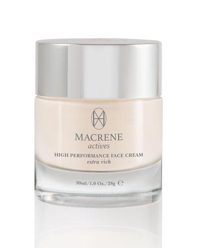 High Performance Face Cream - Extra Rich  1 oz./ 30 mL